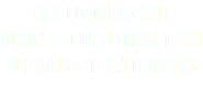 life Coaching and business consulting, team building & team thinking